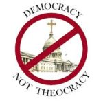 Democracy not Theocracy