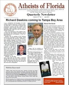 image of our newsletter